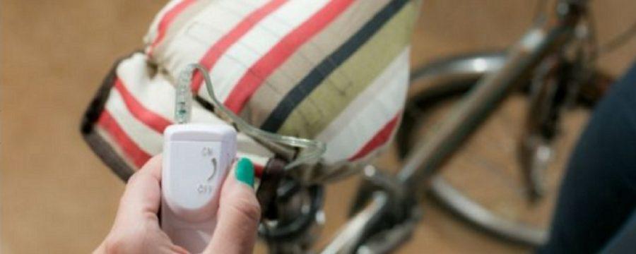 Brasileiras criam banco de bicicleta com vibrador acoplado