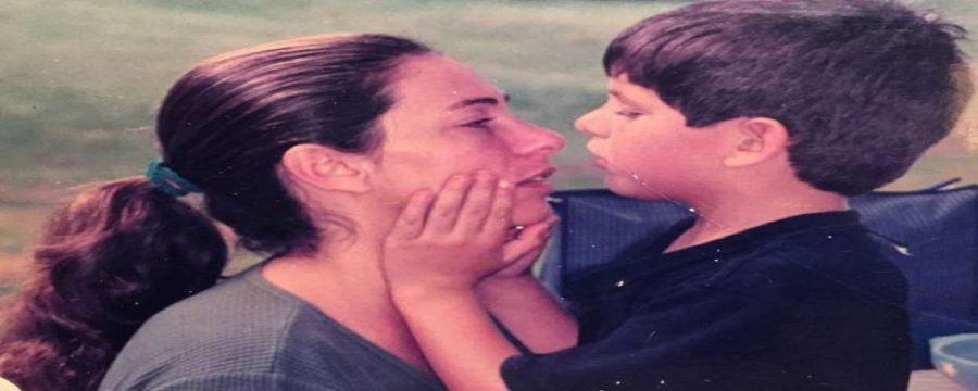 Cissa Guimarães homenageia filho Rafael, morto há 6 anos