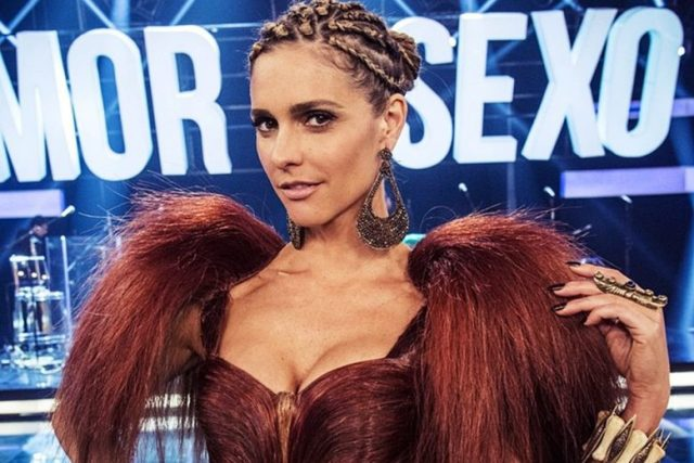 Fernanda Lima fala sobre sexo em seu programa na Globo