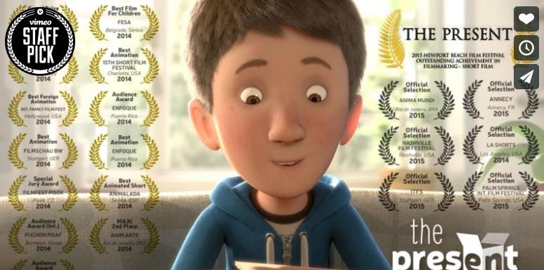 Curta-metragem baseado em HQ de brasileiro emociona o mundo; assista