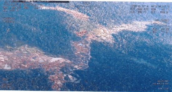 Reserva Roosevelt (Foto: Superintendência da PF)
