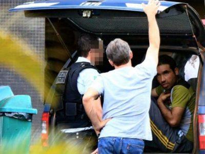 Homem foi denunciado por terrorismo pela própria esposa/ Imagem Portal Metropoles