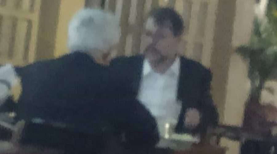 Supostas fotos de Toffoli e Chinaglia em bar de Brasília circulam na internet