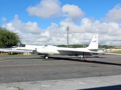 Avião da Nasa assusta recifenses em decolagem no Aeroporto Internacional do Recife