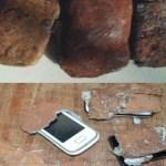 Celulares disfarçados de pedra são jogados no pátio do presídio em RO