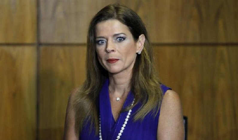 Mulher de Cunha deve depor hoje ao Juiz Sérgi o Moro, enquanto é investigada por gastos com cartão no Brasil