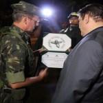 """Presidente da Fecomércio-RO recebe diploma """"Amigo da 17ª Brigada de Infantaria de Selva"""""""