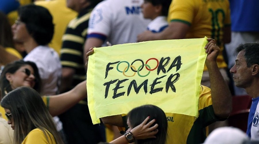 Justiça autoriza protestos durante os jogos da Rio-2016
