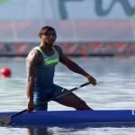 Isaquias Queiroz leva prata no C1 1.000m da canoagem