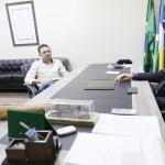 Maurão encaminha ofício solicitando adesão à Rede Legislativa de Rádios