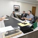 Delegados apresentam dificuldades da categoria em reunião com parlamentares