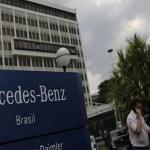 Mercedes faz acordo com sindicato e desiste de demitir funcionários