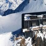 Montanhistas vivem nos Alpes como teste para futura missão em Marte