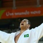 Rafael Silva conquista mais um bronze para o Brasil no judô