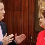 Dilma afirma que Michel Temer corre com impeachment por medo de delação