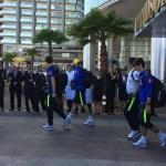 Seleção deixa Brasília em silêncio, e Neymar é questionado por torcida