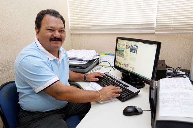 Morre o jornalista rondoniense Carlos Neves