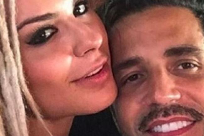 Mendigata esculhamba Latino por ele ter revelado namoro