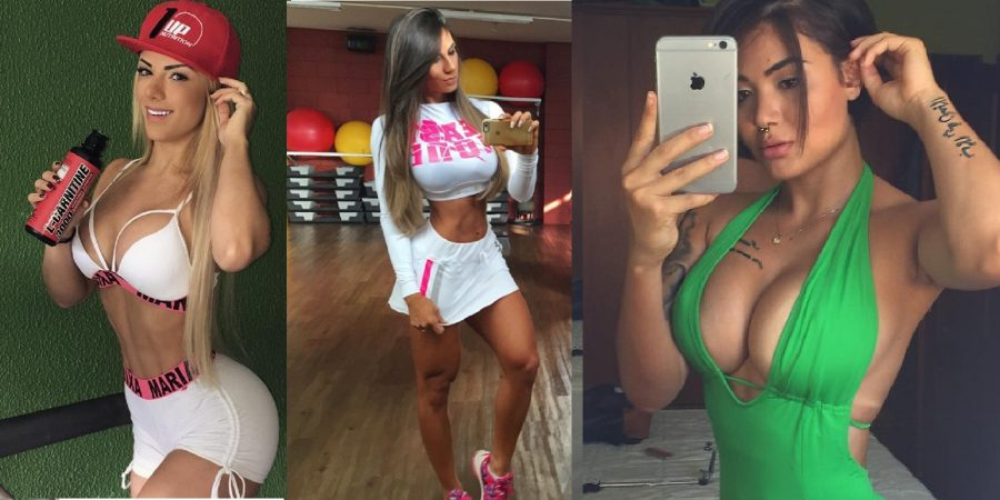 Musas do Twitter e Instagram ampliam seguidores com fotos sensuais; confira