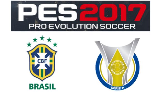 Brasileirão estará no PES 2017, confirma Konami e CBF
