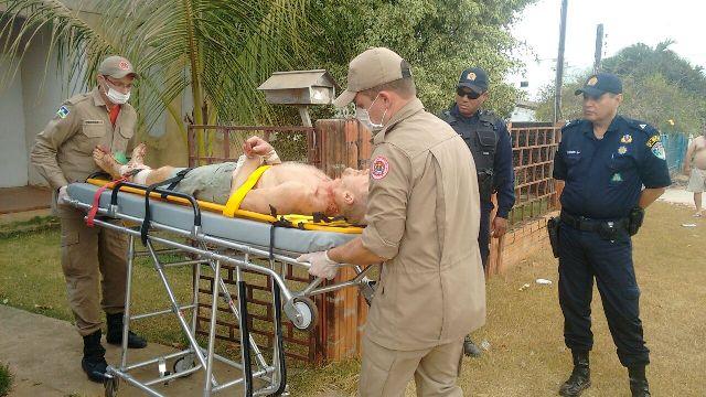 Surtado, homem mata a mãe e quatro cachorros em Vilhena (RO)