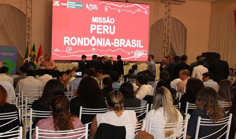 Fecomércio-RO ressalta oportunidades de negócios da Missão Peru – Rondônia Brasil 2016