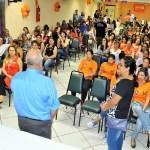 Adesão feminina fortalece campanha de Léo Moraes