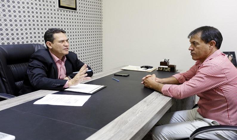 Prefeito de Alto Alegre dos Parecis agradece Maurão por apoio