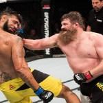 Roy Nelson nocauteia Pezão e chuta árbitro após o duelo no UFC Brasília