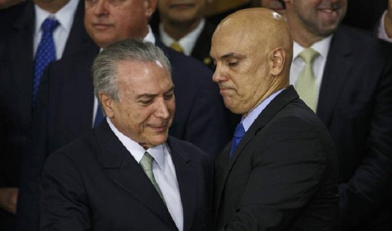 Ministro Alexandre Moraes está tão perdido quanto as vítimas nos presídios