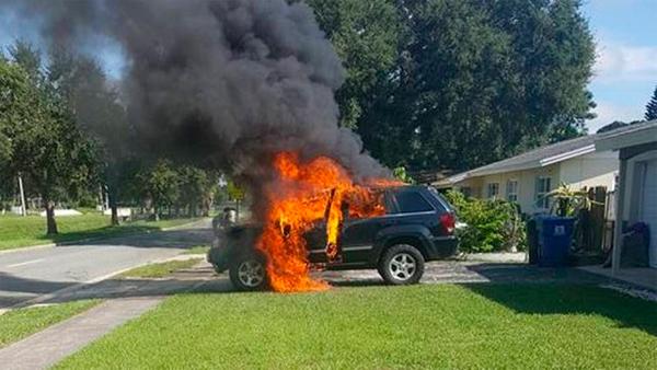 Galaxy Note 7 Explode e Incendeia carro nos EUA