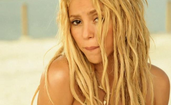 Vibrador aparece em foto de Shakira e agita a internet