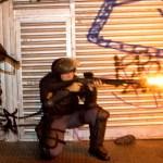 Alckmin diz que uso de jatos de água evita bala de borracha