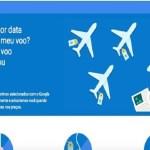 Vai viajar? Google Flight avisa sobre alteração de preços em passagens