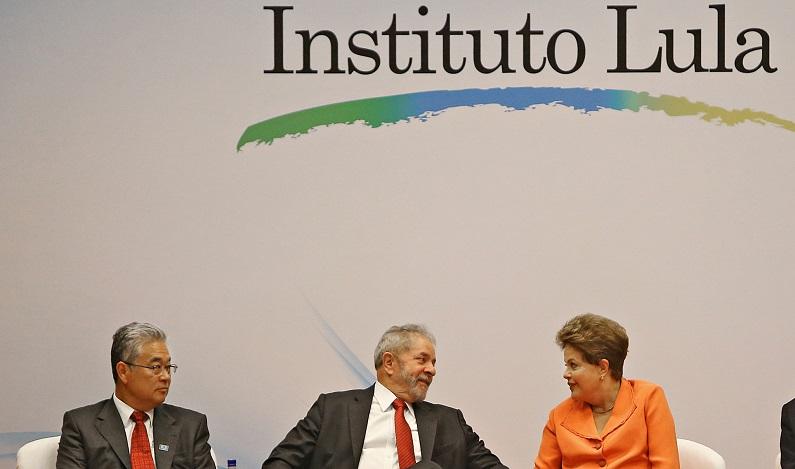 Receita suspende isenção do Instituto Lula de 2011