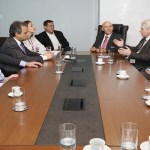 Maurão de Carvalho assina termo de cooperação visando melhorar a arrecadação dos municípios