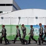 Alguns militares da Rio 2016 ainda estão sem receber