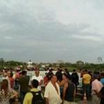 URGENTE: Moradores bloquearam BR 364, na ponte em Jaci-Paraná