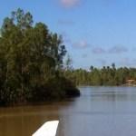 Embarcação a serviço da Justiça Eleitoral afunda no Amapá