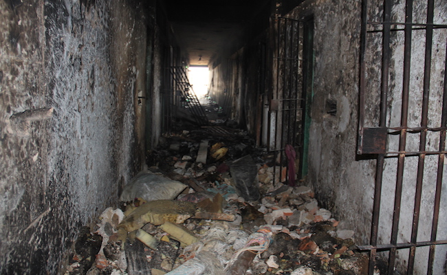 Ênio Pinheiro tem capacidade para 200 presos, mas conta com 730