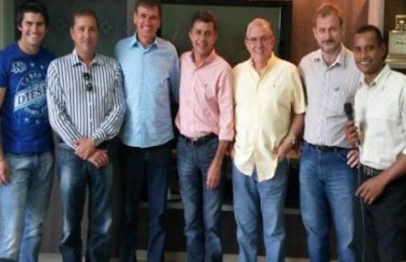 Hildon foi indicado suplente de Moreira Mendes em 2014