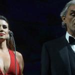 """""""Ela não sabia a música"""", diz soprano de Bocelli sobre Paula"""