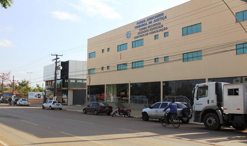 Novo prédio da Justiça em Porto Velho fica na Avenida Jorge Teixeira
