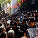Prisão de políticos causa protestos na Turquia