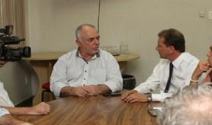 Nazif nomeia equipe de transição com 3 técnicos indicados por Hildon Chaves