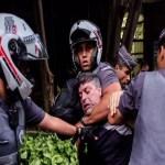Justiça de SP autoriza uso de bala de borracha pela PM em manifestações