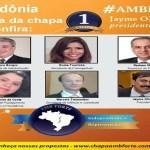 Magistrados de Rondônia são empossados na nova diretoria da AMB