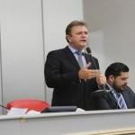 Luizinho Goebel vota favorável a aprovação do orçamento de 2017 e ao PPA