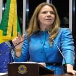 Vanessa Grazziotin questiona relevância da PEC do Teto de Gastos