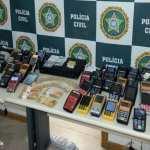 Operação contra comércio irregular de cartões prende dois suspeitos
